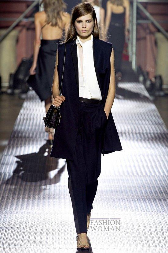 Смокинг - модный тренд сезона фото №15
