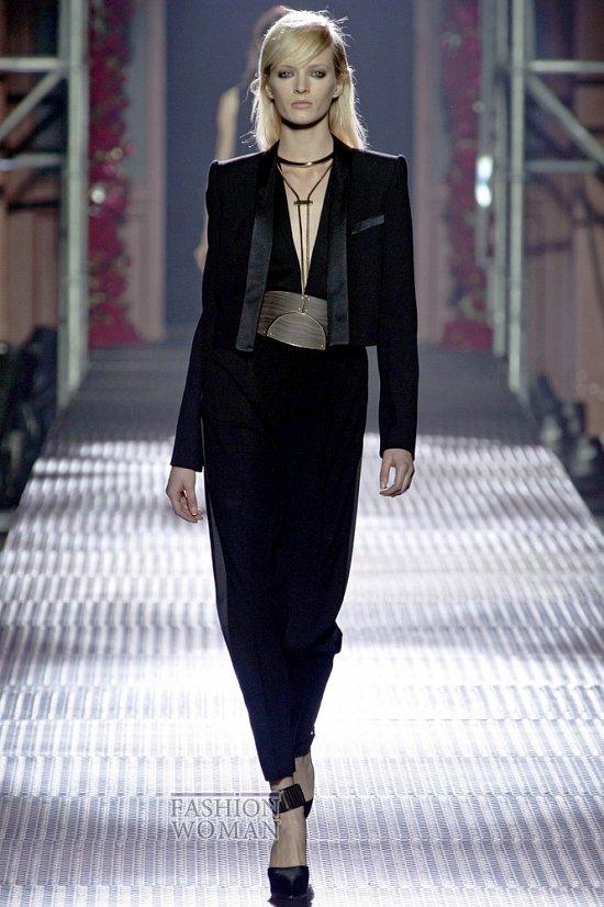 Смокинг - модный тренд сезона фото №7