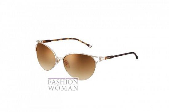 Солнцезащитные очки Versace весна-лето 2012 фото №1
