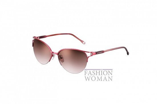 Солнцезащитные очки Versace весна-лето 2012 фото №2