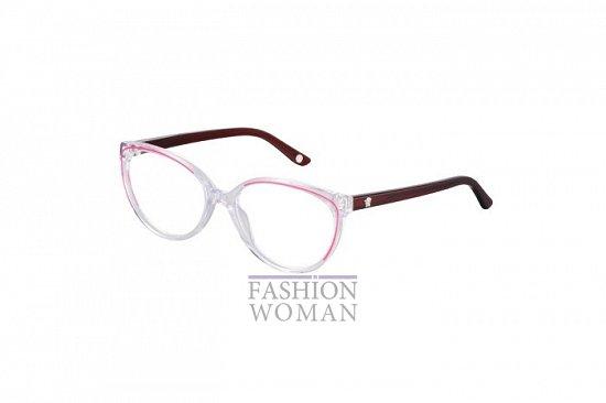 Солнцезащитные очки Versace весна-лето 2012 фото №13