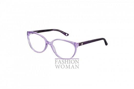 Солнцезащитные очки Versace весна-лето 2012 фото №14