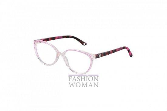 Солнцезащитные очки Versace весна-лето 2012 фото №16