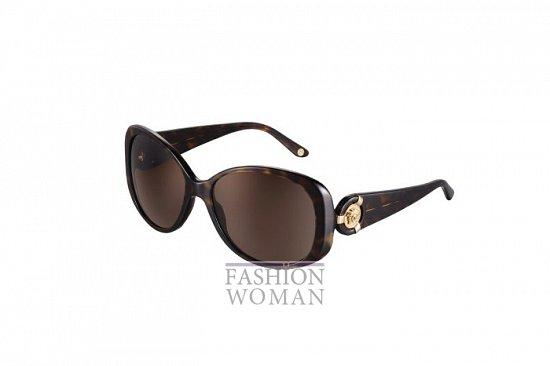 Солнцезащитные очки Versace весна-лето 2012 фото №17