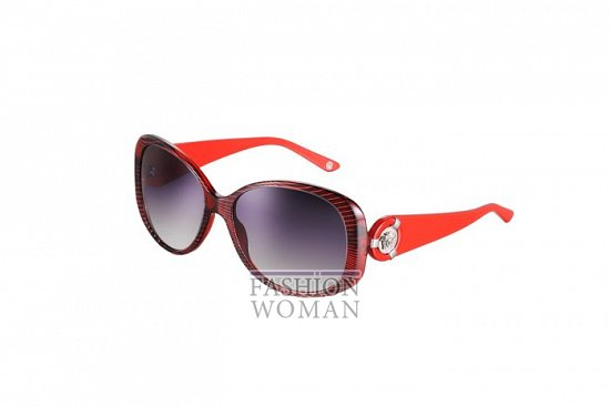 Солнцезащитные очки Versace весна-лето 2012 фото №18