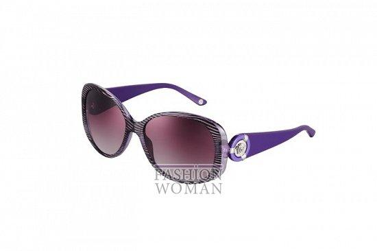 Солнцезащитные очки Versace весна-лето 2012 фото №19