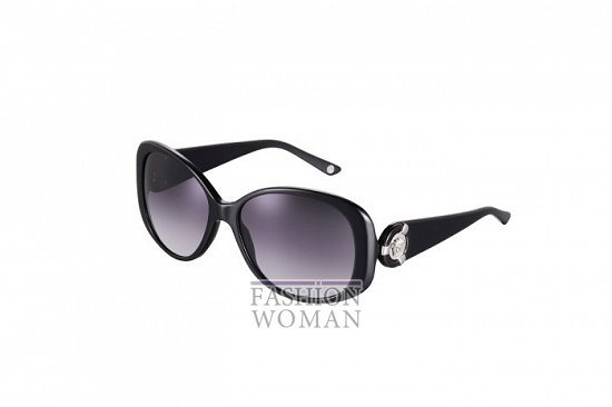 Солнцезащитные очки Versace весна-лето 2012 фото №20