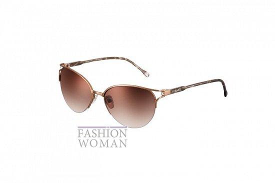 Солнцезащитные очки Versace весна-лето 2012 фото №3
