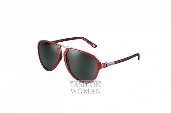 Солнцезащитные очки Versace весна-лето 2012 фото №25