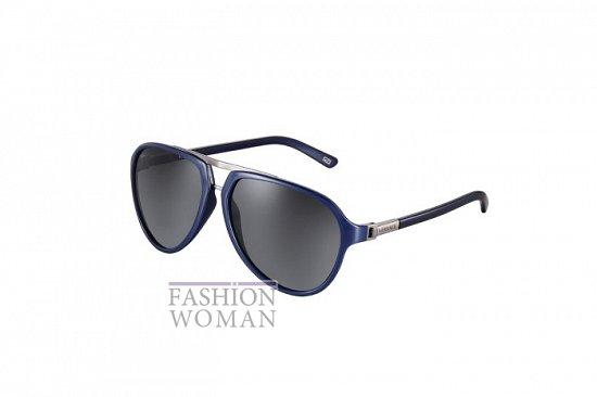 Солнцезащитные очки Versace весна-лето 2012 фото №26