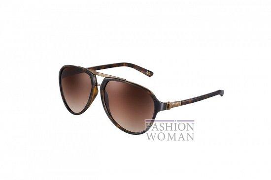 Солнцезащитные очки Versace весна-лето 2012 фото №27