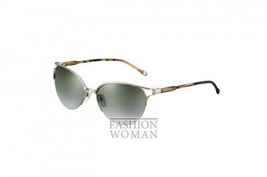 Солнцезащитные очки Versace весна-лето 2012 фото №4