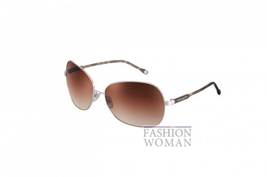 Солнцезащитные очки Versace весна-лето 2012 фото №5