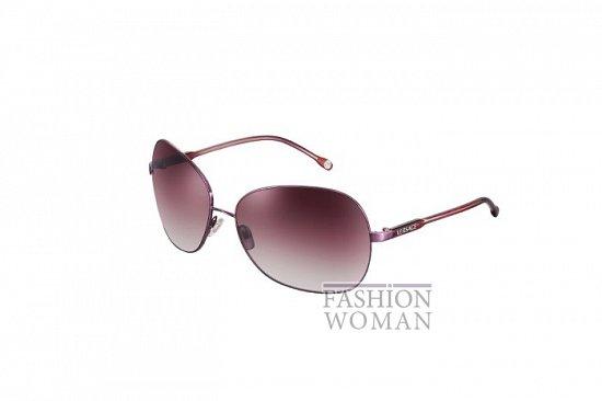 Солнцезащитные очки Versace весна-лето 2012 фото №7