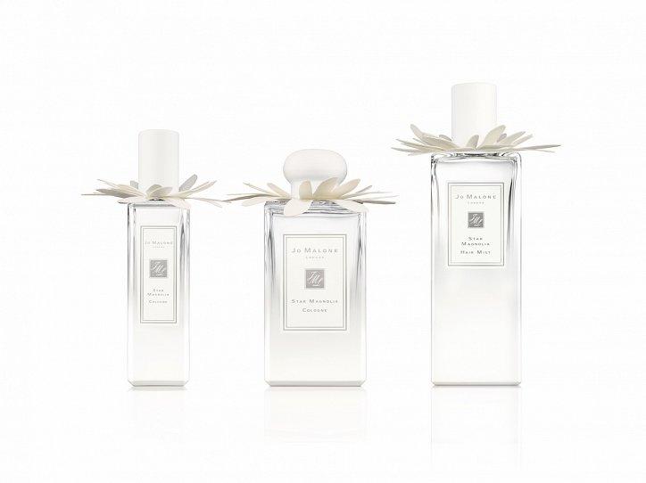 Star Magnolia - новый аромат Jo Malone  фото №2