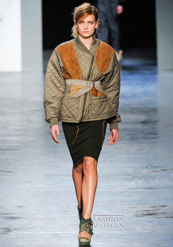 Стеганые куртки - модный тренд сезона фото №1