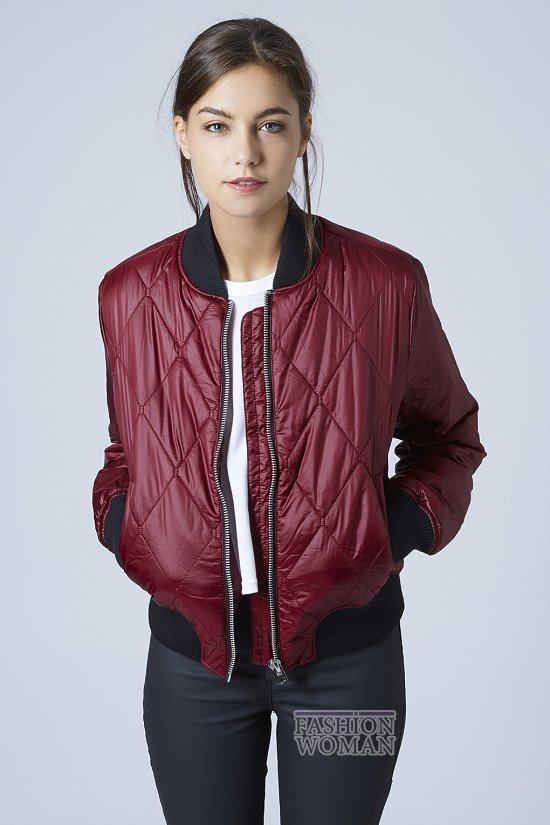 Стеганые куртки - топ 20 лучших фото №15