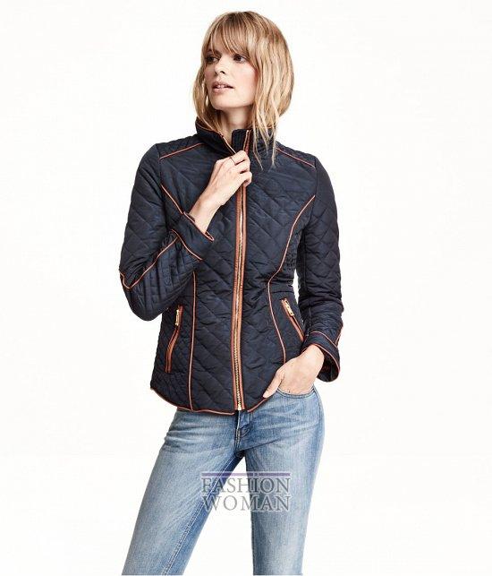 осенни стеганые куртки