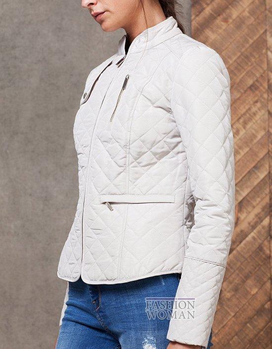 Стеганые куртки - топ 20 лучших фото №20
