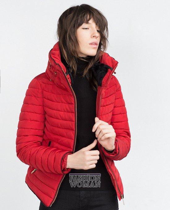 Стеганые куртки - топ 20 лучших фото №5