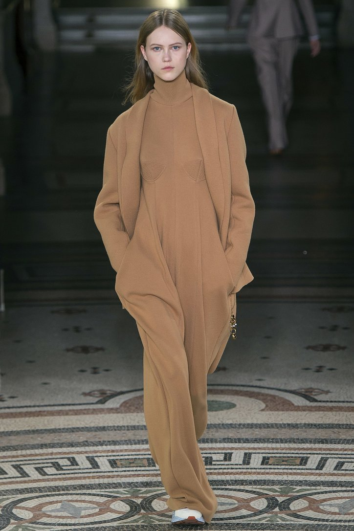 Stella McCartney осень-зима 2017-2018 фото №8