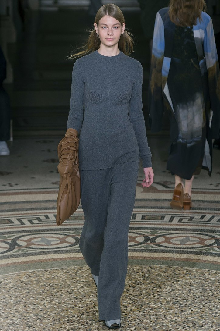 Stella McCartney осень-зима 2017-2018 фото №12