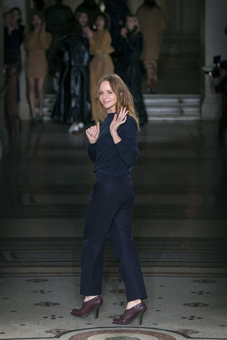 Stella McCartney осень-зима 2017-2018 фото №40