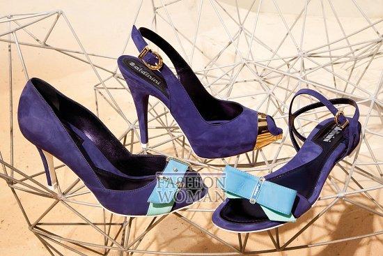 Обувь Балдинини