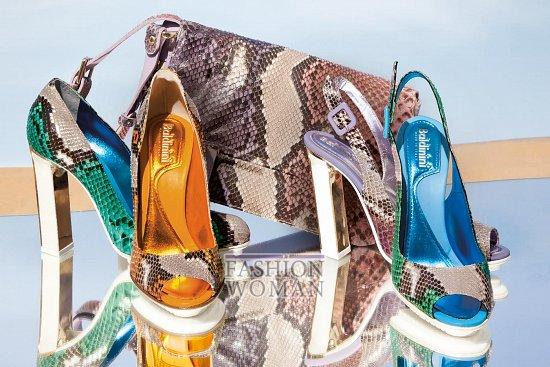 Сумки и обувь Baldinini весна-лето 2013 фото №25