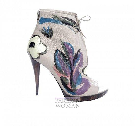 обувь Burberry