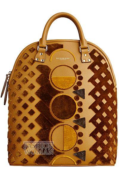 Сумки и обувь Burberry Prorsum осень-зима 2014-2015 фото №39