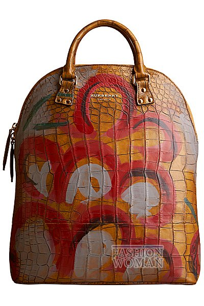 Сумки и обувь Burberry Prorsum осень-зима 2014-2015 фото №43