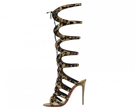 обувь Christian Louboutin весна 2016