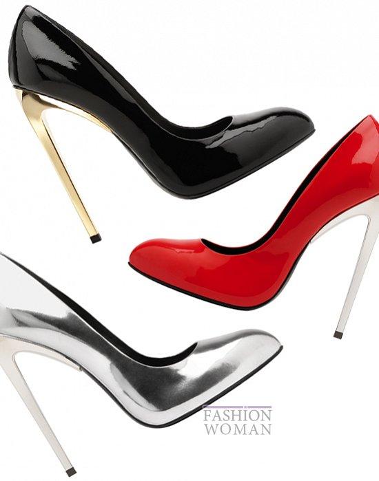 Сумки и обувь Giuseppe Zanotti осень-зима 2012-2013 фото №1