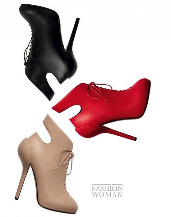 Сумки и обувь Giuseppe Zanotti осень-зима 2012-2013 фото №16