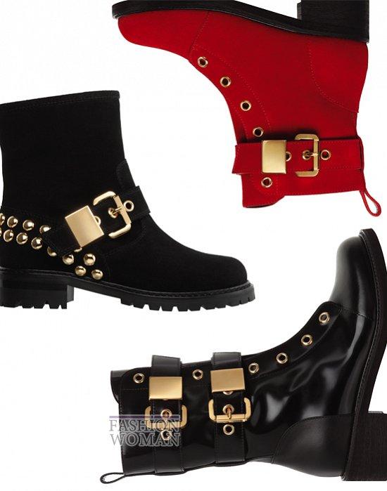 Сумки и обувь Giuseppe Zanotti осень-зима 2012-2013 фото №18