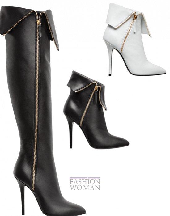 Сумки и обувь Giuseppe Zanotti осень-зима 2012-2013 фото №19