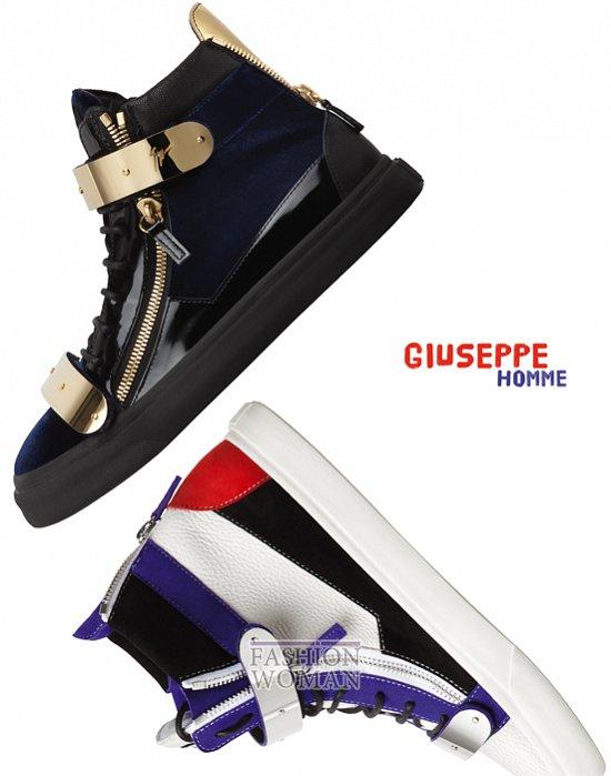 Сумки и обувь Giuseppe Zanotti осень-зима 2012-2013 фото №21