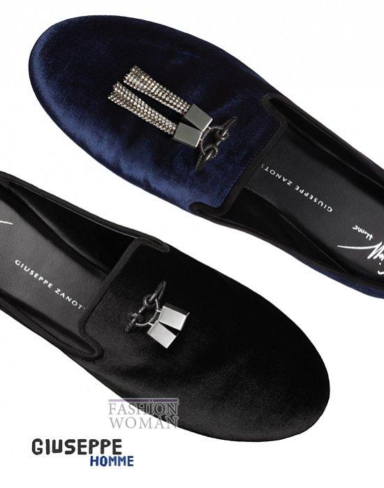 Сумки и обувь Giuseppe Zanotti осень-зима 2012-2013 фото №22