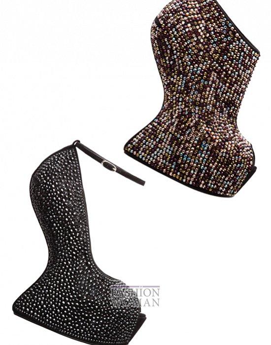 Сумки и обувь Giuseppe Zanotti осень-зима 2012-2013 фото №6