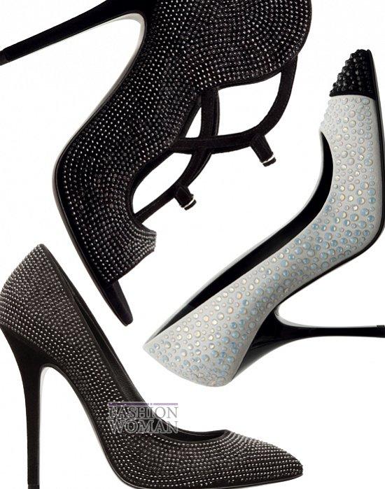 Сумки и обувь Giuseppe Zanotti осень-зима 2012-2013 фото №7