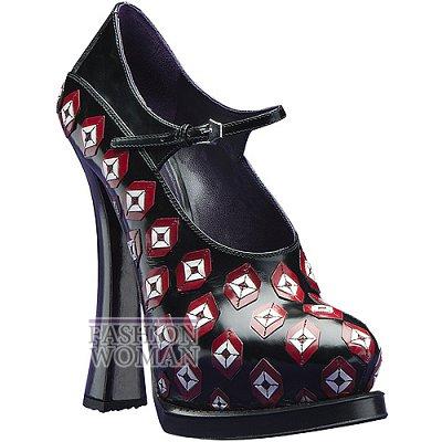Сумки и обувь Prada фото №1