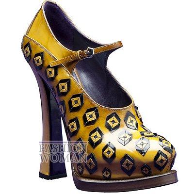 Сумки и обувь Prada фото №2