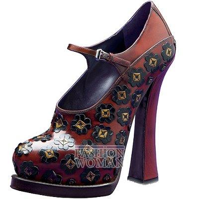 Сумки и обувь Prada фото №3