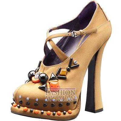 Сумки и обувь Prada фото №7