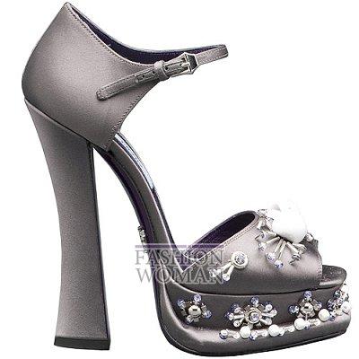 Сумки и обувь Prada фото №8