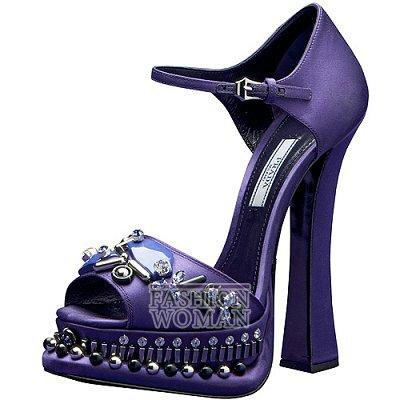 Сумки и обувь Prada фото №9