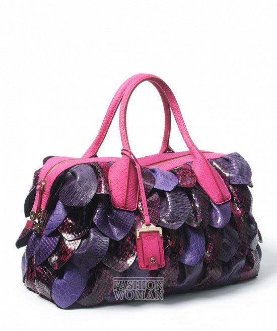 коллекция сумок Tod's 2012