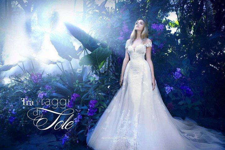 Свадебная коллекция Alessandro Angelozzi Couture 2017 фото №5
