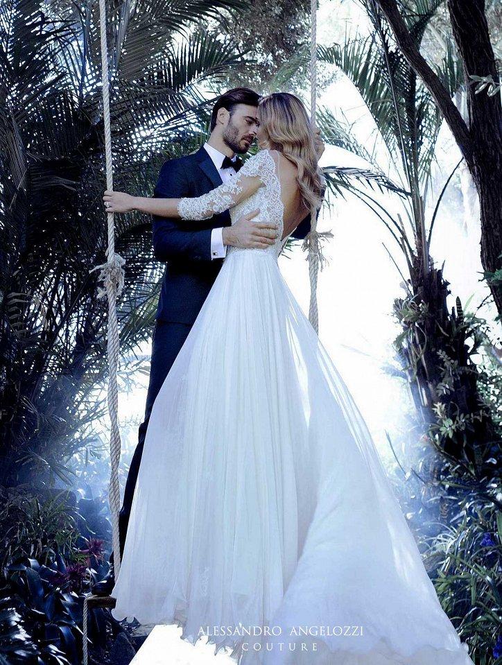 Свадебная коллекция Alessandro Angelozzi Couture 2017 фото №11